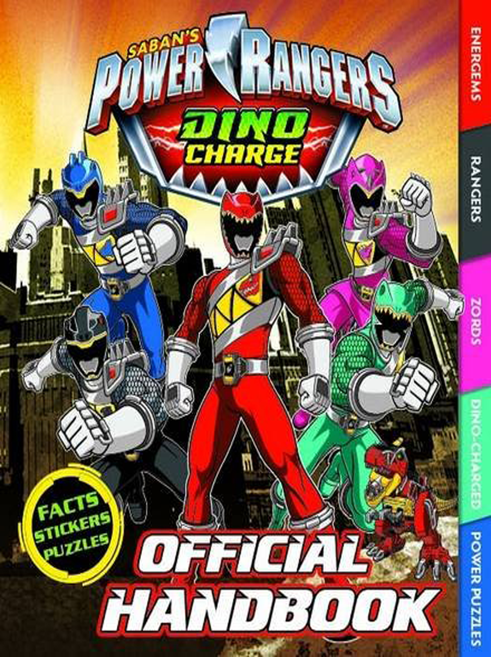 lecture power rangers